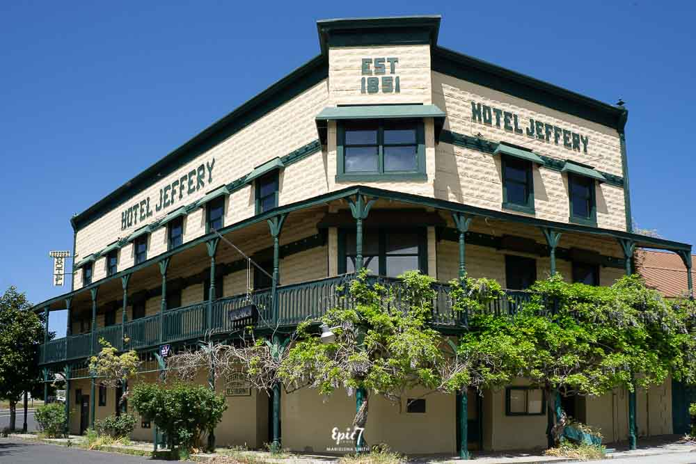 Things to Do Near Yosemite Hotel Jeffery Coulterville