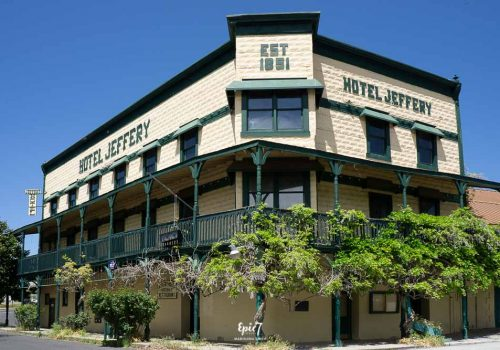 Things to Do Near Yosemite Hotel Jeffery Headline Image