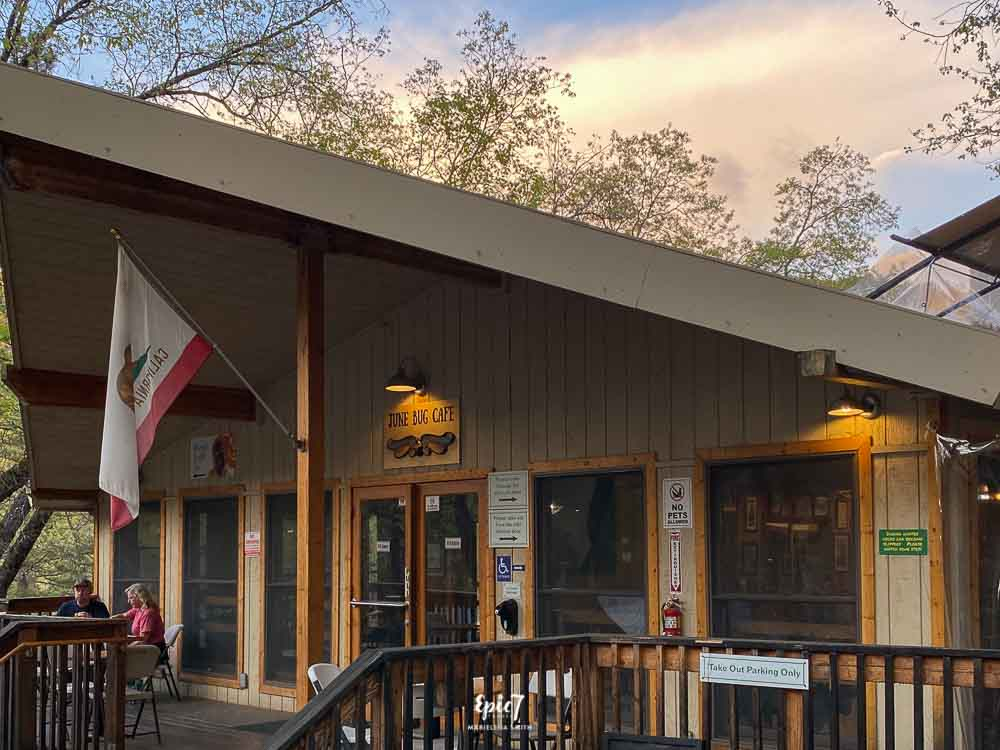 Things to Do Near Yosemite June Bug Cafe