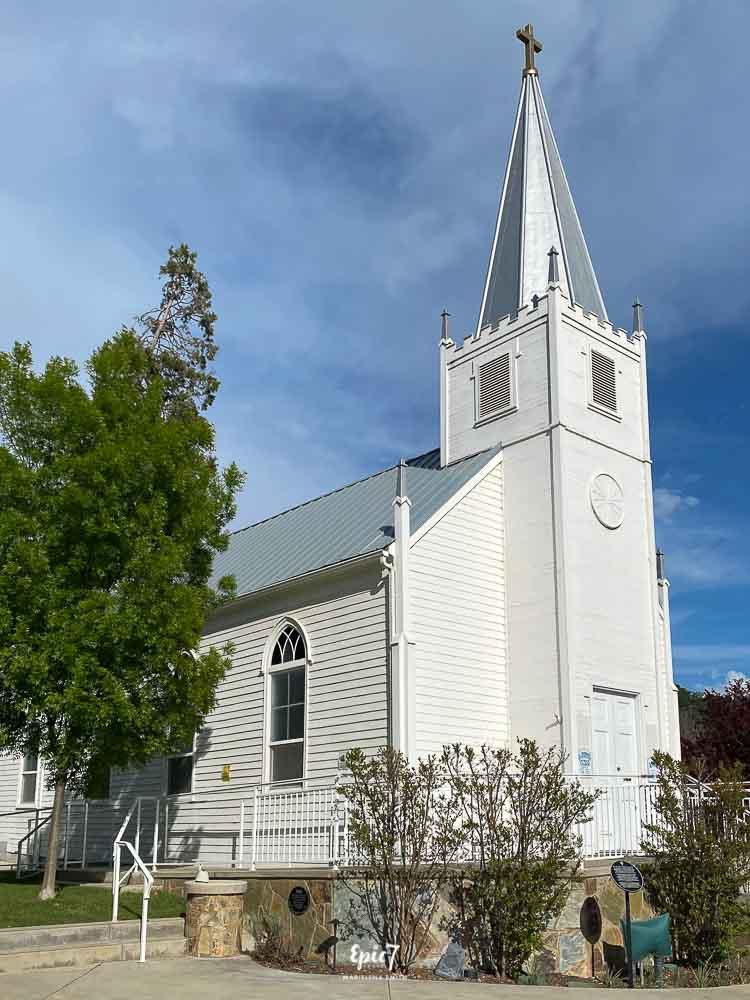 Things to Do Near Yosemite Mariposa Catholic Church