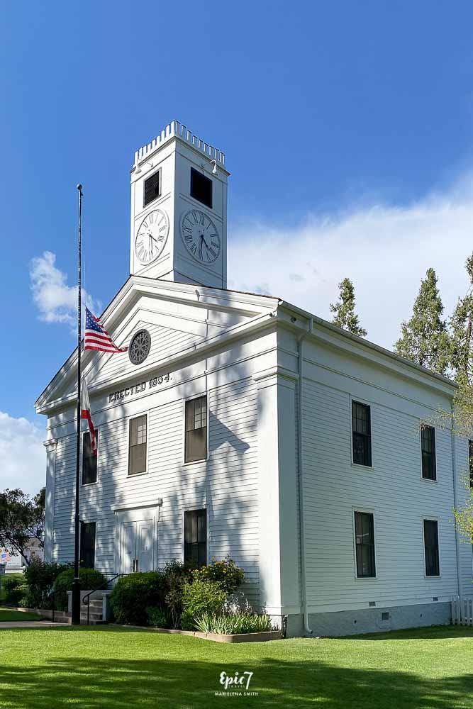 Things to Do Near Yosemite Mariposa Courthouse