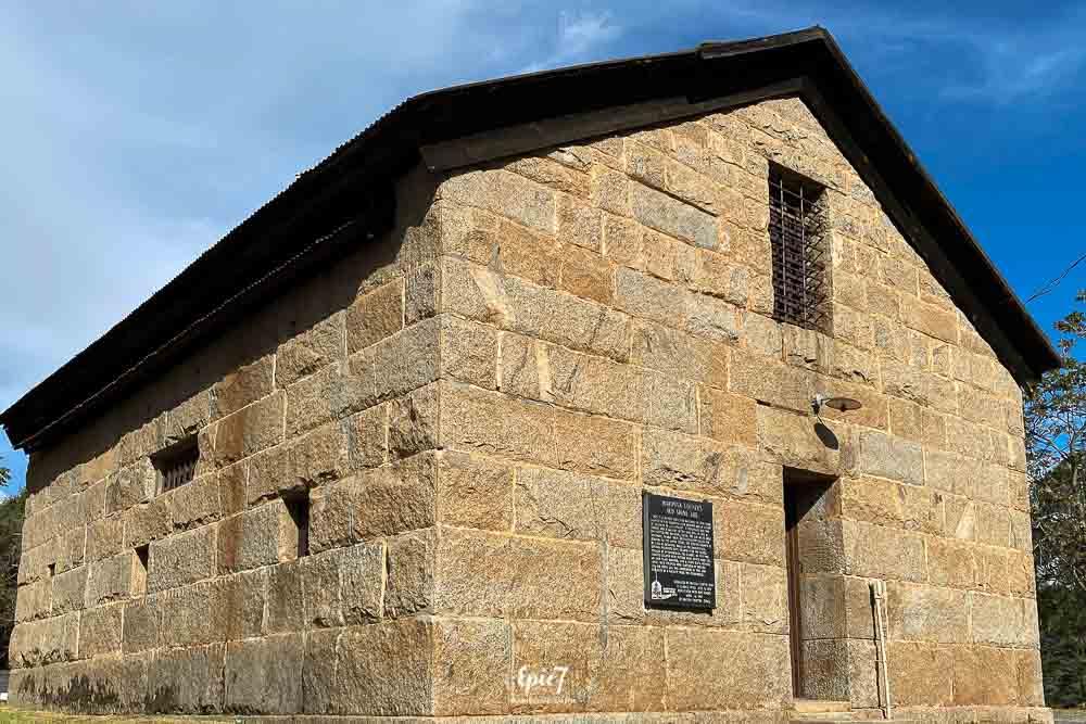 Things to Do Near Yosemite Mariposa Stone Jailhouse