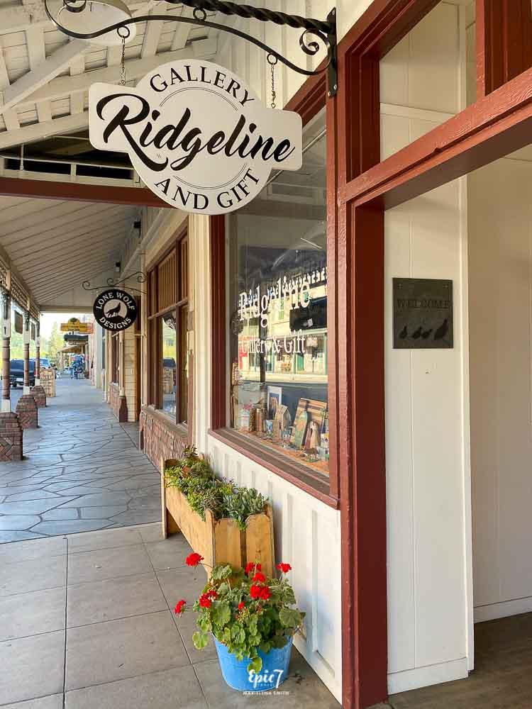 Ridgeline Gallery Mariposa
