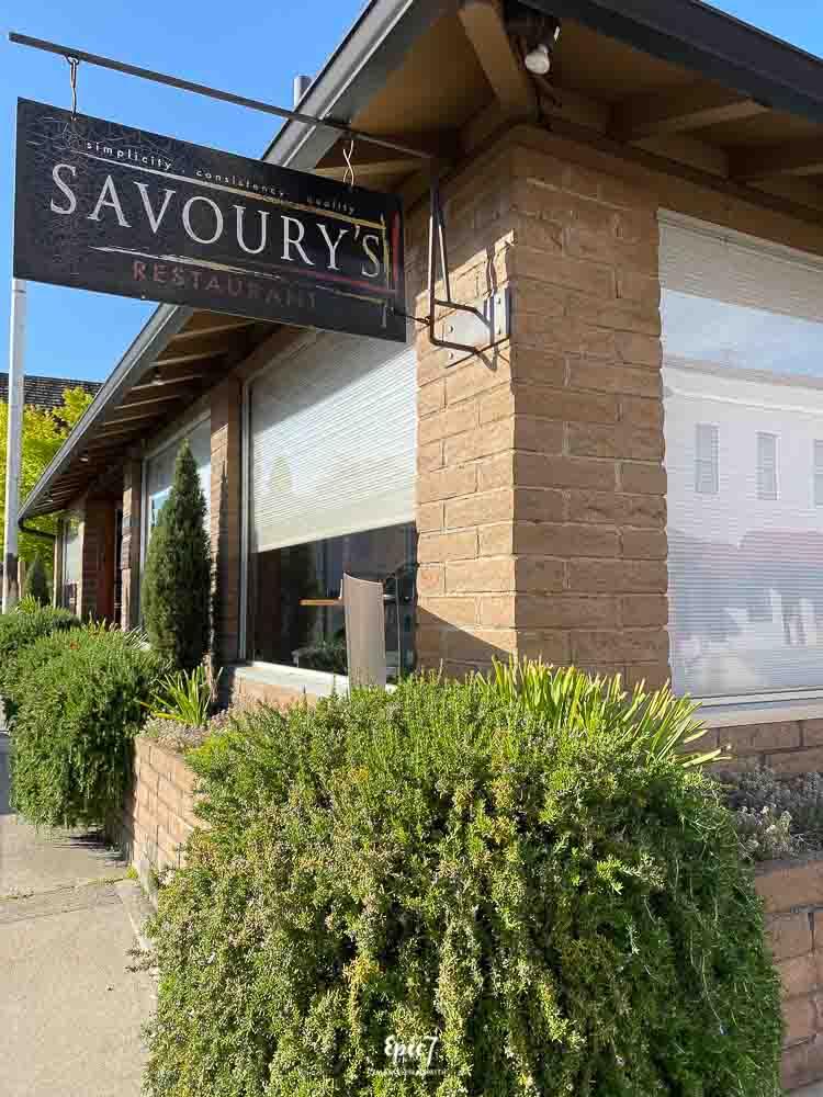 Savoury's Restaurant Mariposa