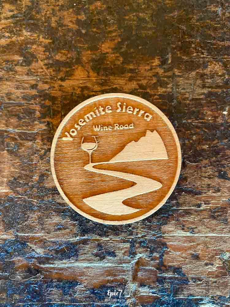Yosemite Sierra Wine Road