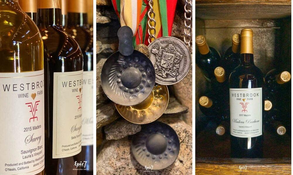 Westbrook Wine Farm Wines