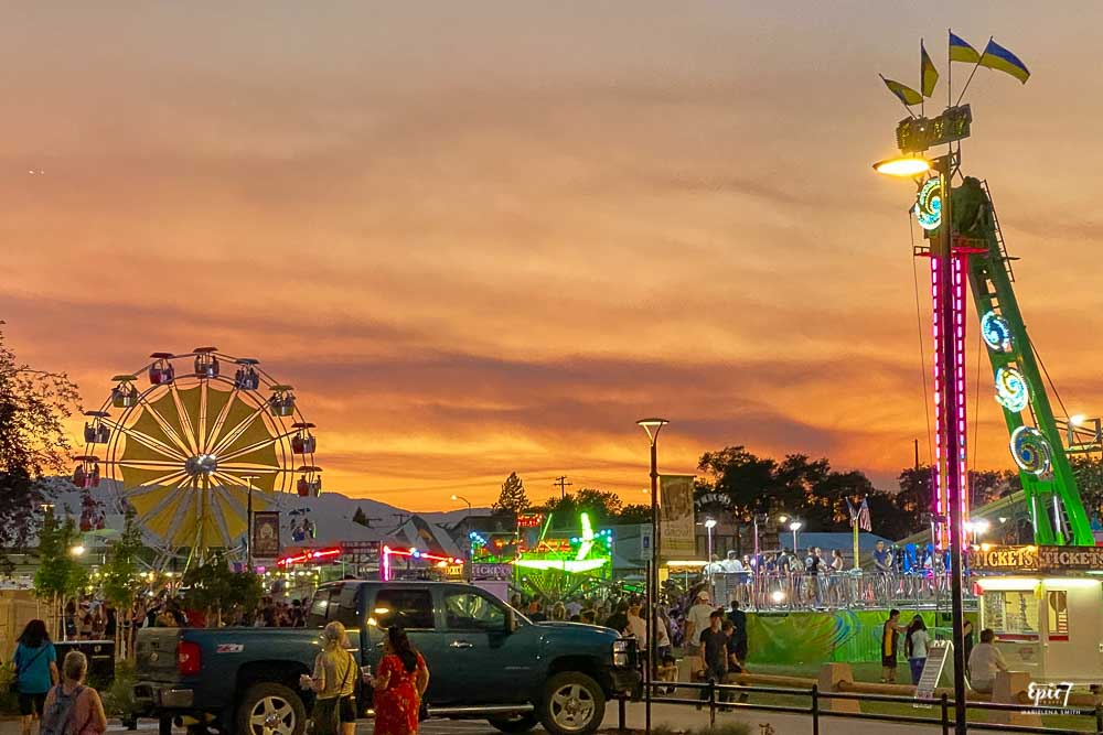 Western Montana Fair Missoula Montana