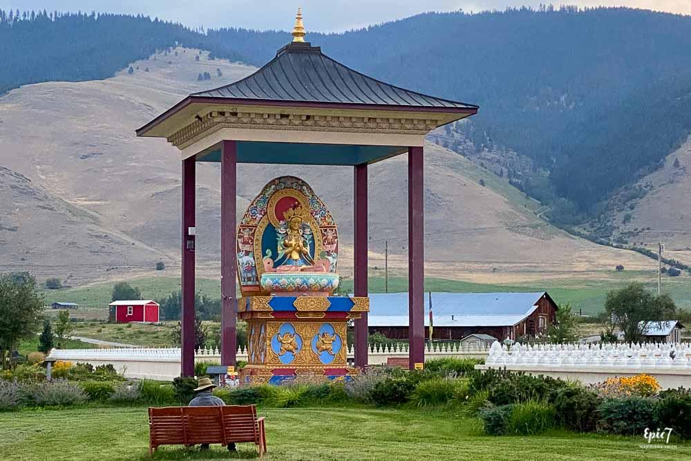 Yum Chenmo Garden of 1000 Buddhas Montana