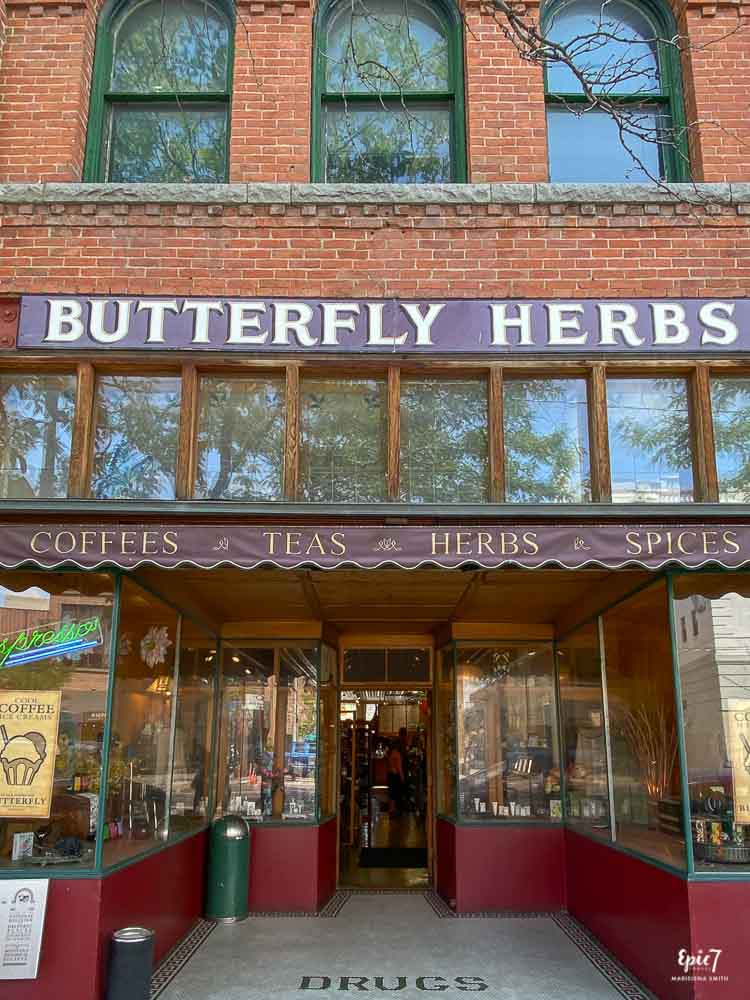 Things To Do in Missoula Montana Butterfly Herbs